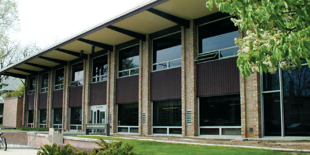 Image for Current Building Exterior