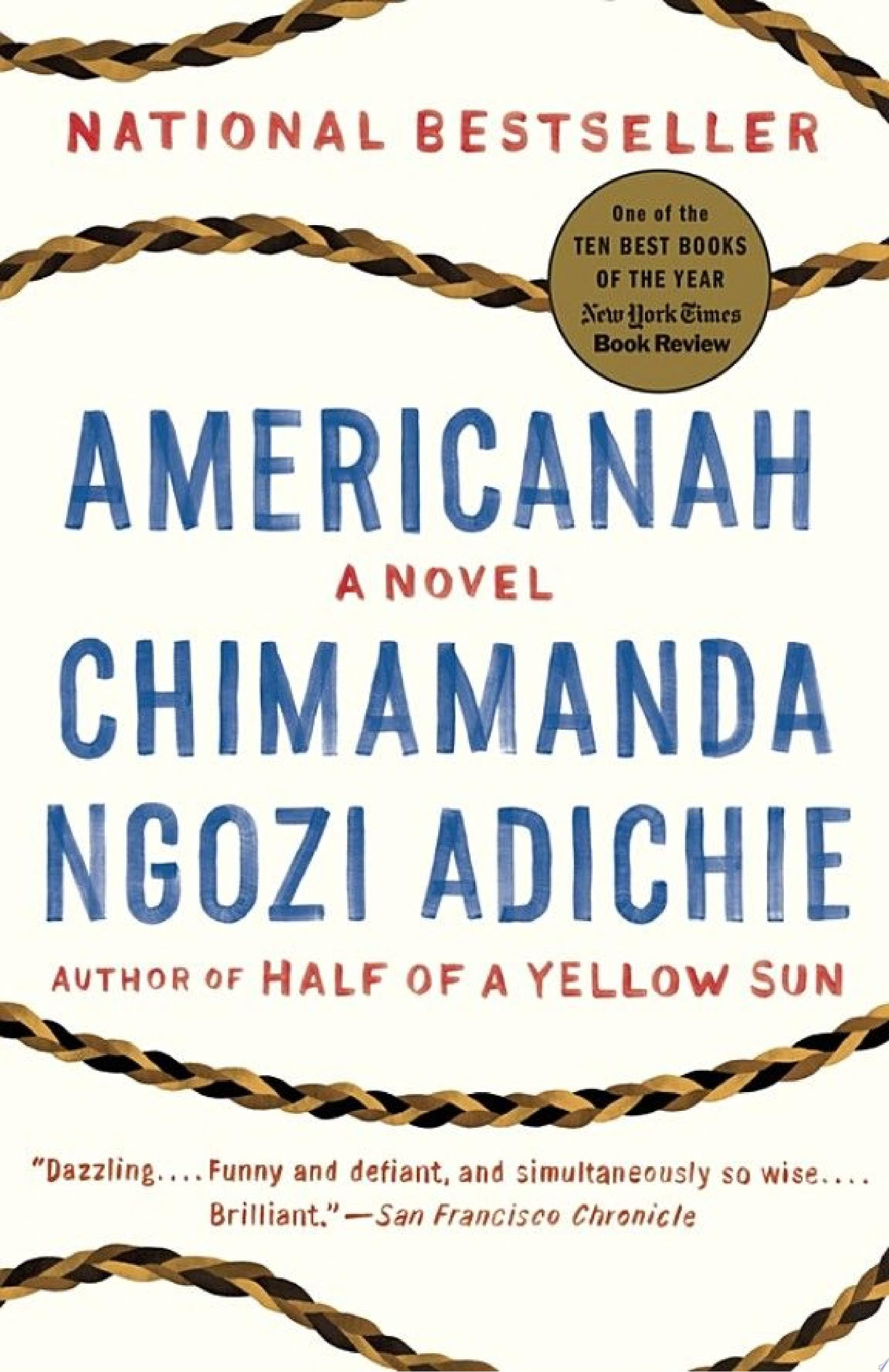 "Image for ""Americanah"""