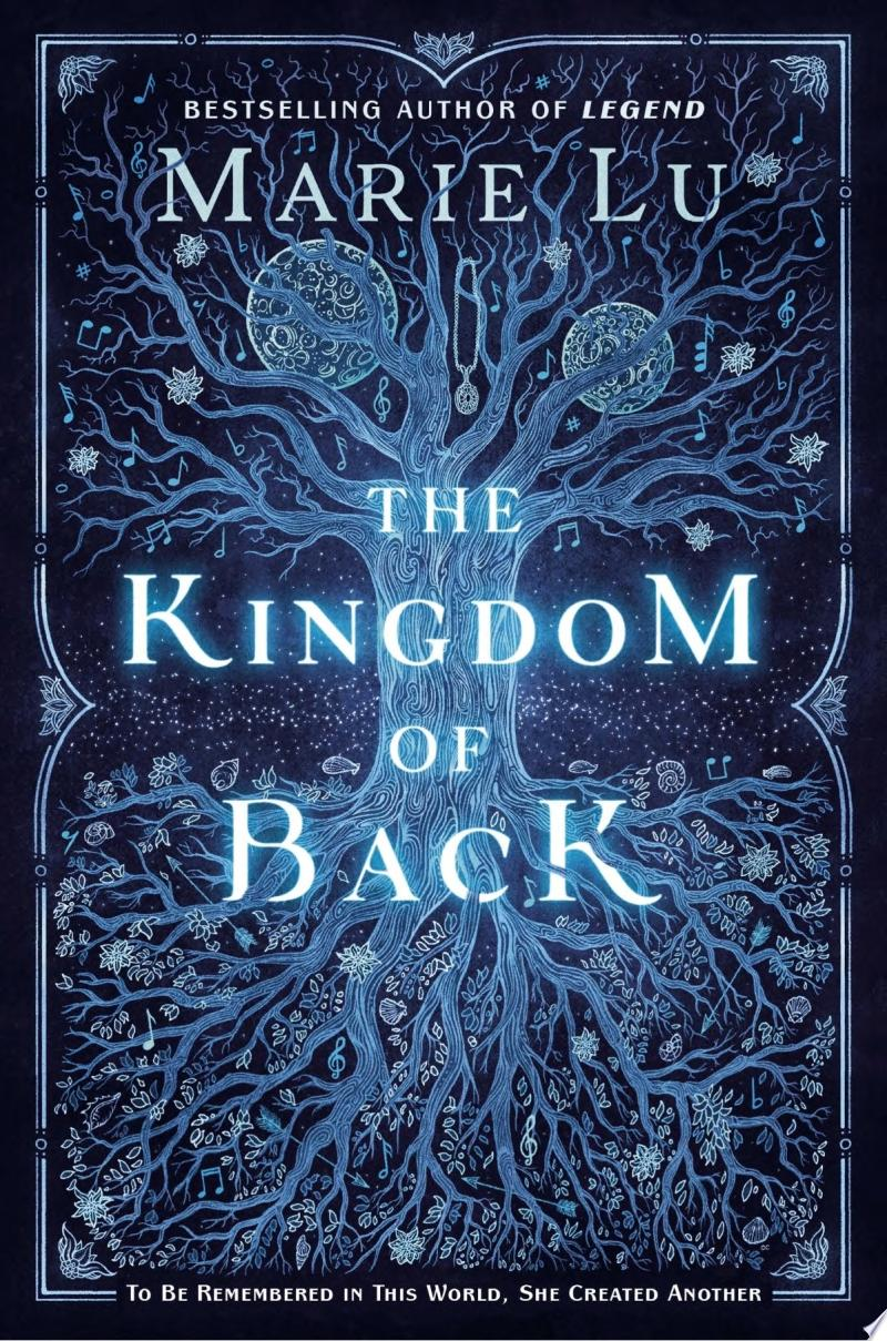 "Image for ""The Kingdom of Back"""