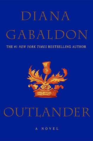 Book Cover of Outlander