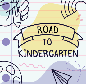 Road to Kindergarten Logo